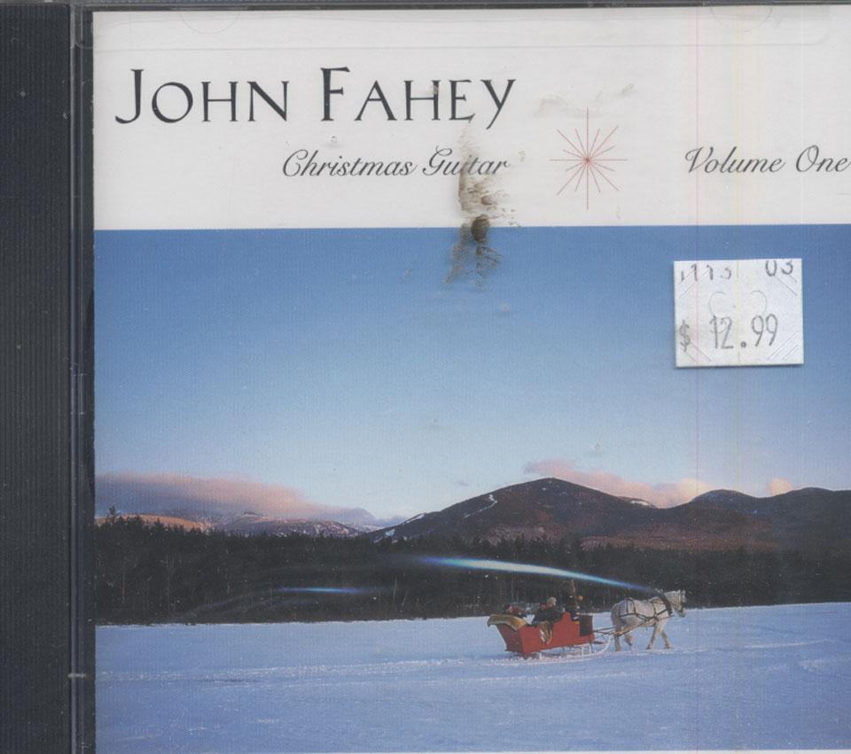 John Fahey CD