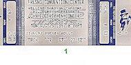 John Fogerty Vintage Ticket