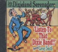 John Gill's Dixieland Serenaders CD
