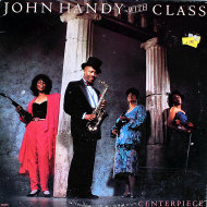 "John Handy With Class Vinyl 12"" (Used)"