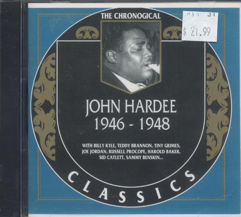 John Hardee CD