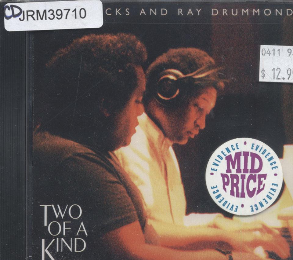 John Hicks and Ray Drummond CD