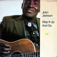 """John Jackson Vinyl 12"""" (Used)"""