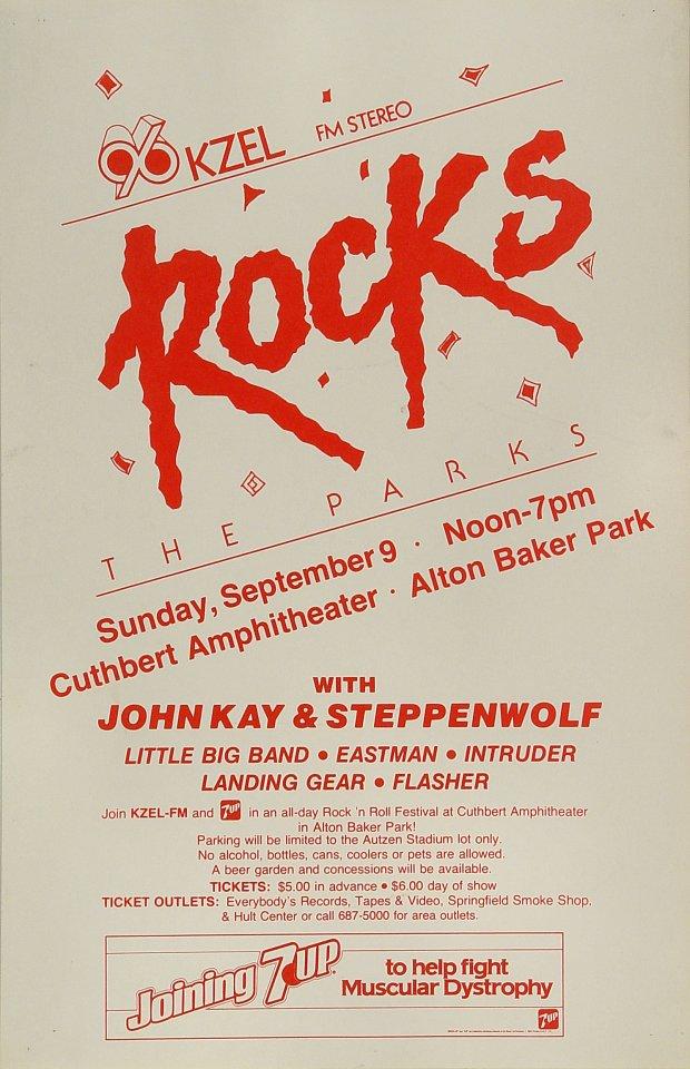John Kay Poster