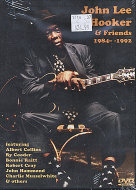 John Lee Hooker & Friends DVD