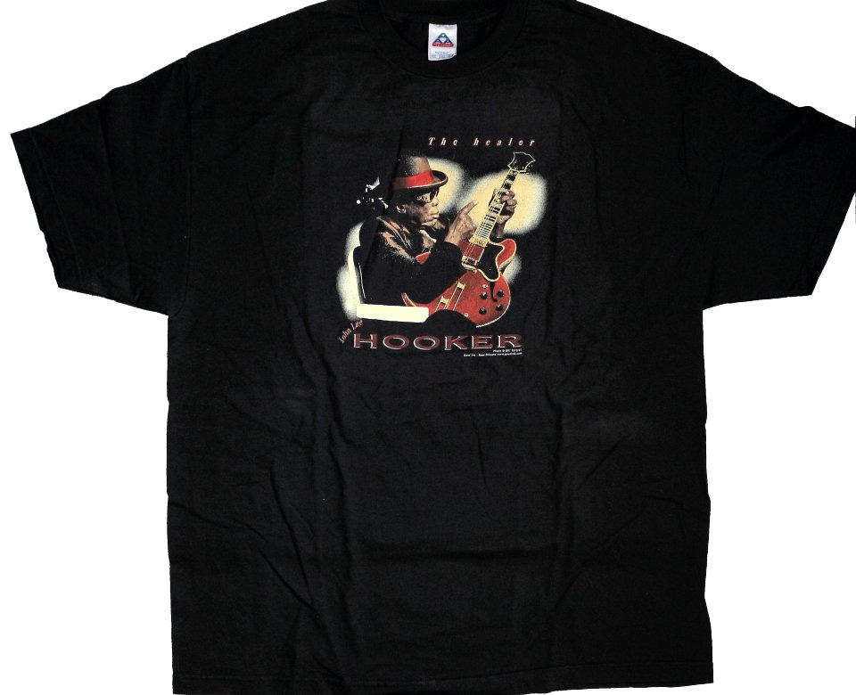 John Lee Hooker Men's Vintage T-Shirt