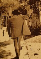 John Lee Hooker Postcard