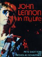 John Lennon In My Life Book