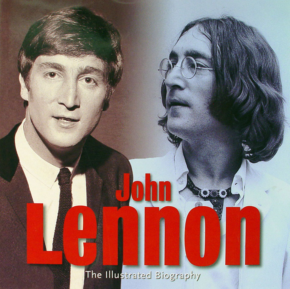 a comprehensive biography of john lennon a musician