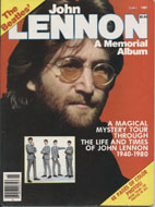 John Lennon Vol. 1 No. 1 Magazine