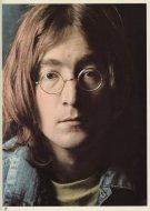 John Lennon Vintage Print