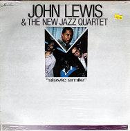 """John Lewis & The New Jazz Quartet Vinyl 12"""" (New)"""