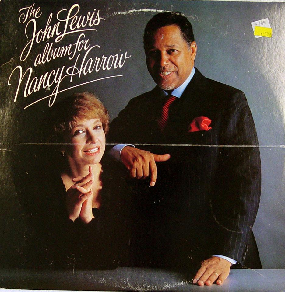 """John Lewis / Nancy Harrow Vinyl 12"""" (Used)"""