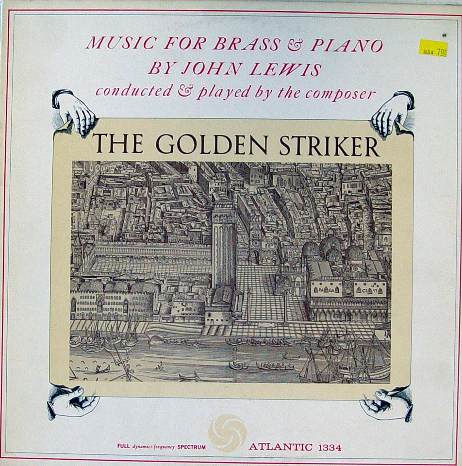 "John Lewis Vinyl 12"" (Used)"
