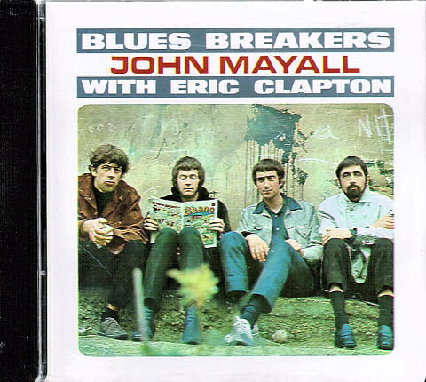 John Mayall & The Bluesbreakers CD