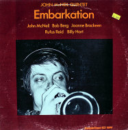 "John McNeil Quartet Vinyl 12"" (Used)"