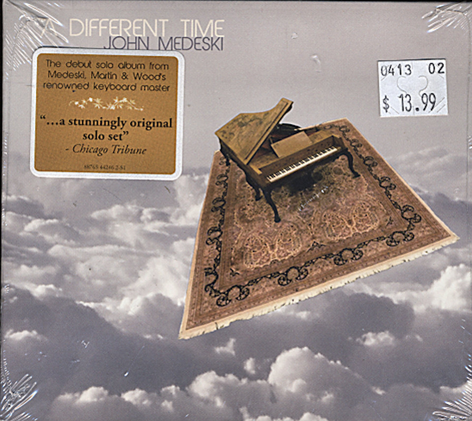 John Medeski CD