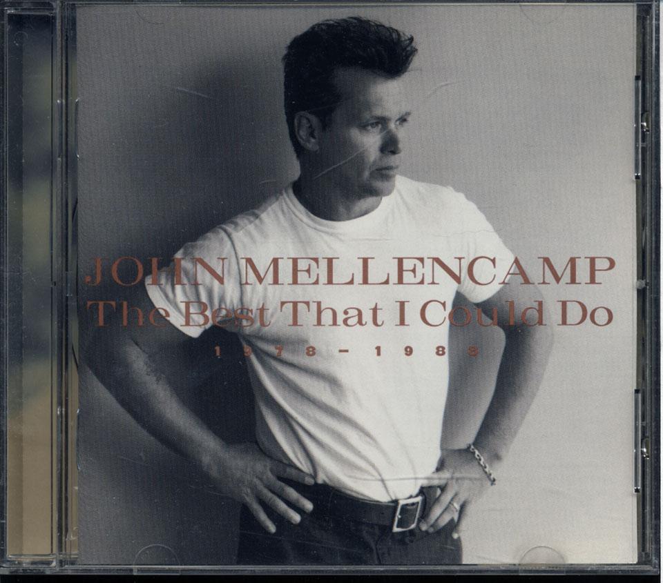 John Mellencamp CD
