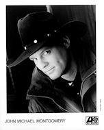 John Michael Montgomery Promo Print