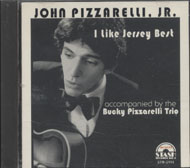 John Pizzarelli, Jr. CD
