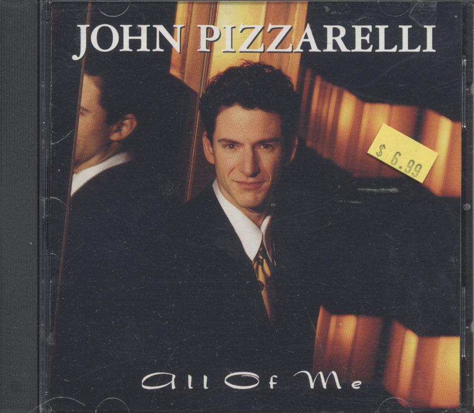 John Pizzarelli CD