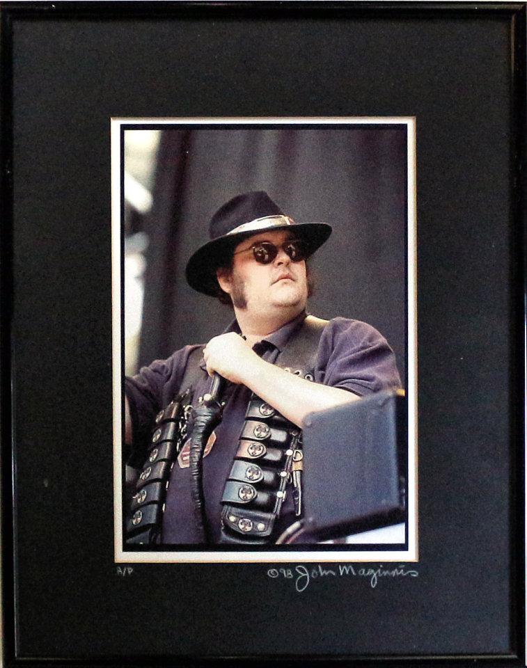 John Popper Framed Vintage Print