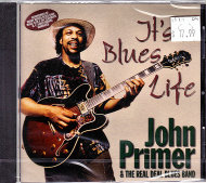 John Primer & The Real Deals Blues Band CD