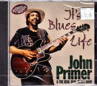 John Primer & The Real Deals Blues Band CD
