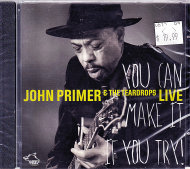 John Primer & The Teardrops CD