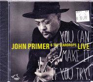John Primer & The Teardrops CD