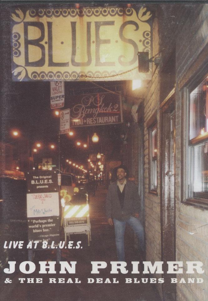 John Primer DVD
