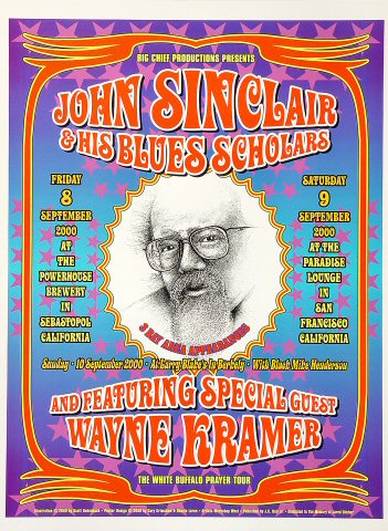 John Sinclair Poster