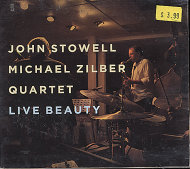 John Stowell / Michael Zilber Quartet CD