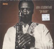 John Stubblefield CD