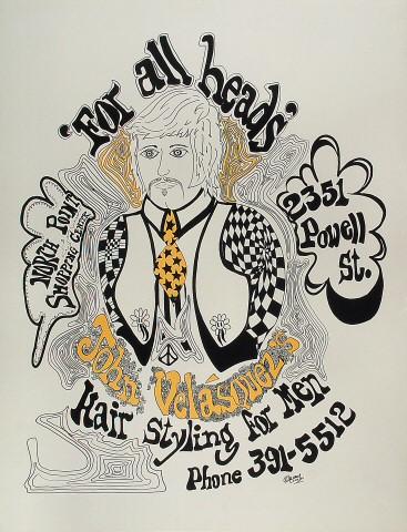 John Velasquez Poster