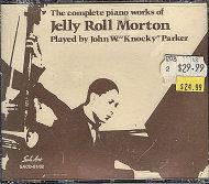 """John W. """"Knocky"""" Parker CD"""