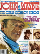 John Wayne & The Great Cowboy Heroes Magazine