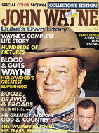 John Wayne: Duke's Own Story Magazine