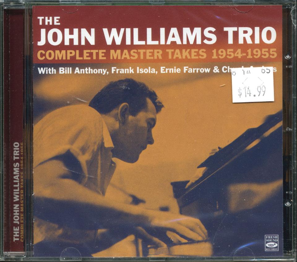 John Williams Trio CD