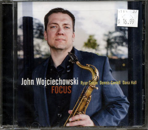 John Wojciechowski CD