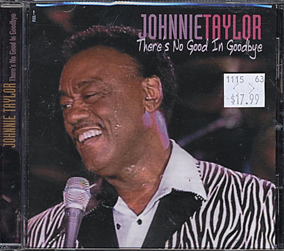 Johnnie Taylor CD