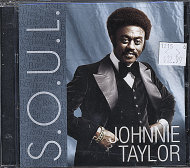 Johnnie Taylor CD