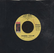 "Johnnie Taylor Vinyl 7"" (Used)"