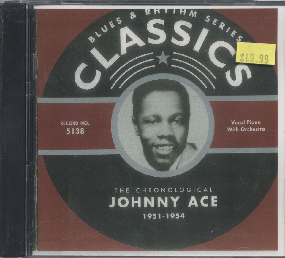 Johnny Ace CD