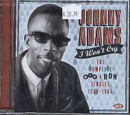 Johnny Adams CD