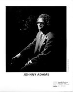 Johnny Adams Promo Print