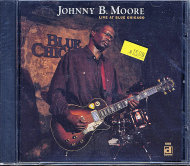Johnny B. Moore CD