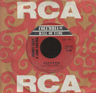 "Johnny Cash & June Carter Cash Vinyl 7"" (Used)"