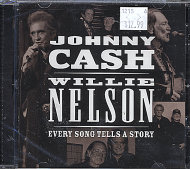 Johnny Cash / Willie Nelson CD