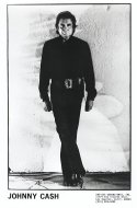 Johnny Cash Promo Print